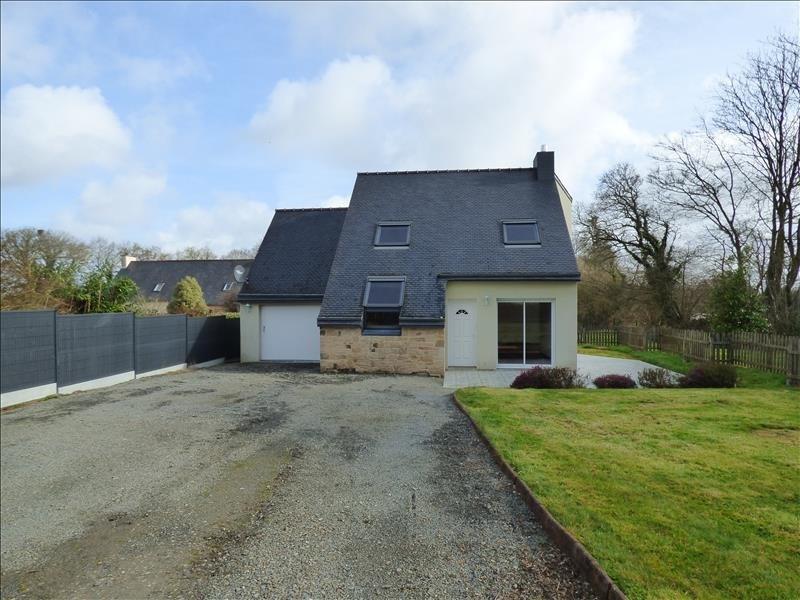 Sale house / villa Pluzunet 151900€ - Picture 1