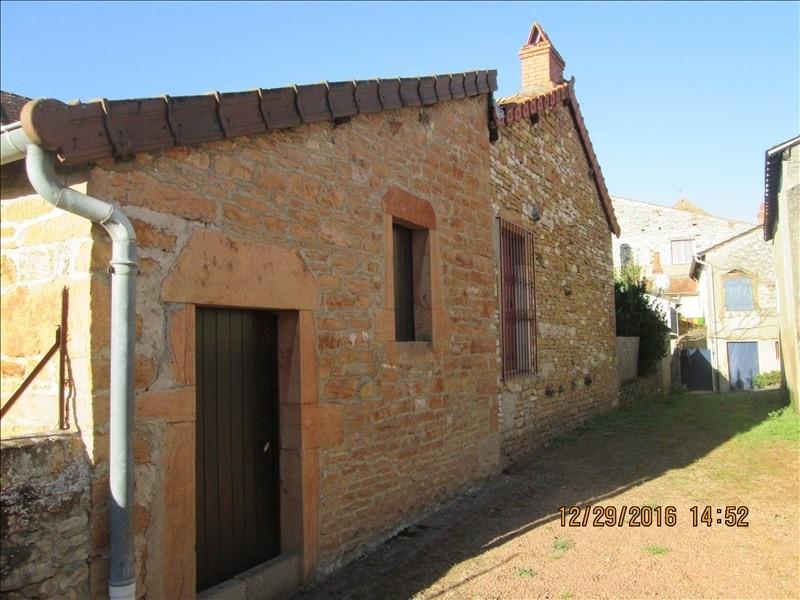 Vente maison / villa Cormatin 84000€ - Photo 6