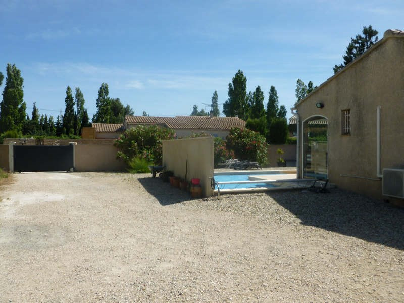 Vente maison / villa Rochefort du gard 379 000€ - Photo 5