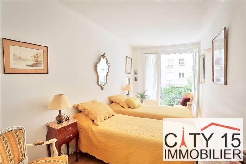 Verkoop  appartement Paris 15ème 585000€ - Foto 2