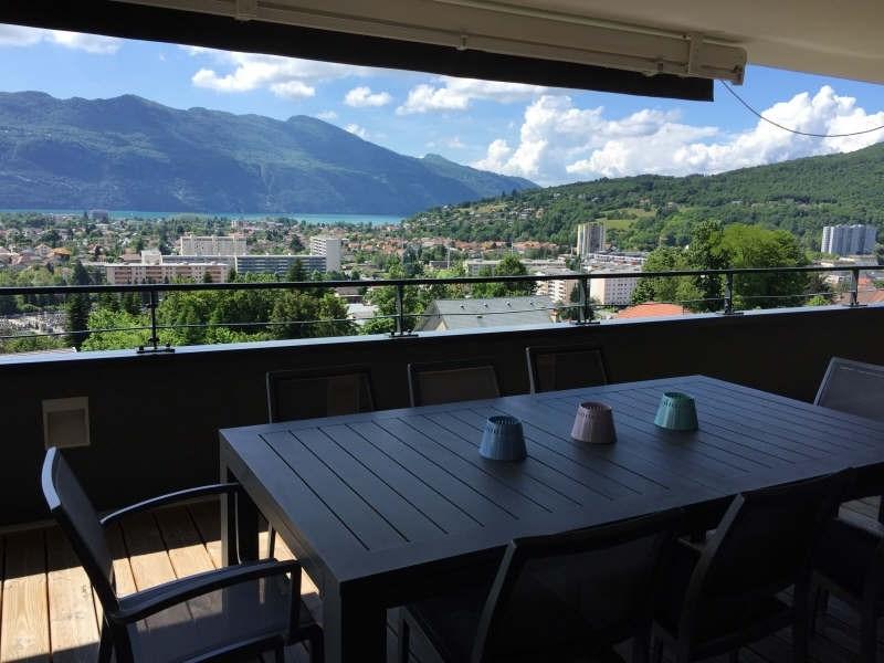 Deluxe sale apartment Aix les bains 795000€ - Picture 12