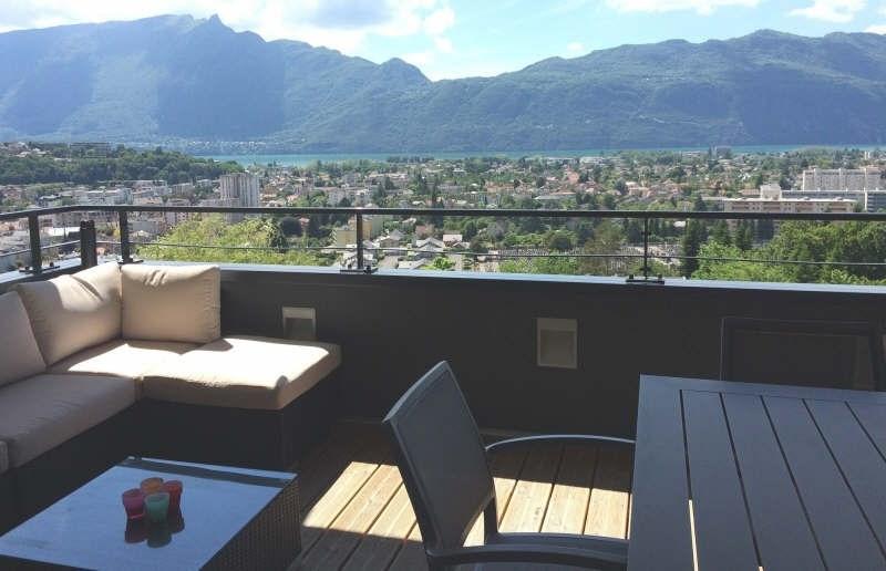 Vente de prestige appartement Aix les bains 795000€ - Photo 6