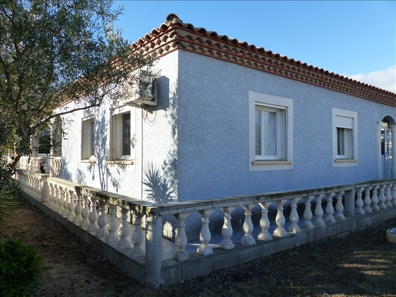 Vente maison / villa Beziers 262 000€ - Photo 1