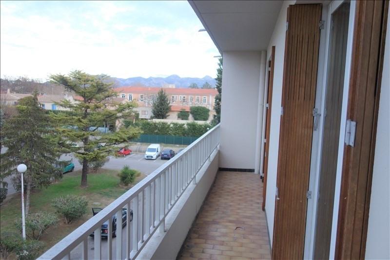 Vente appartement Aubagne 155000€ - Photo 1