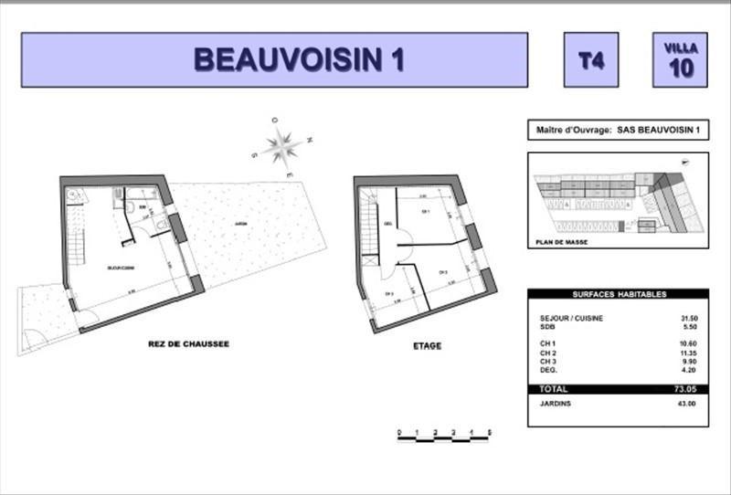 Vente maison / villa Beauvoisin 149900€ - Photo 5