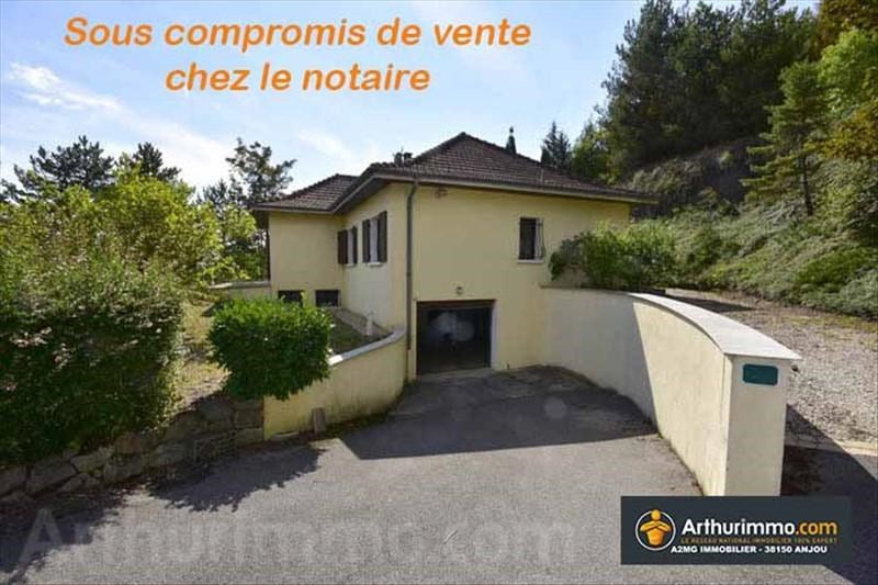 Vente maison / villa Beaurepaire 175 000€ - Photo 1
