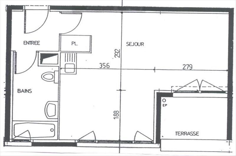 Vente appartement Les ulis 119000€ - Photo 7