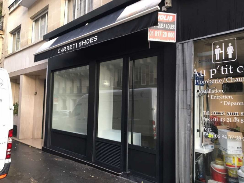 Location Boutique Paris 14ème 0