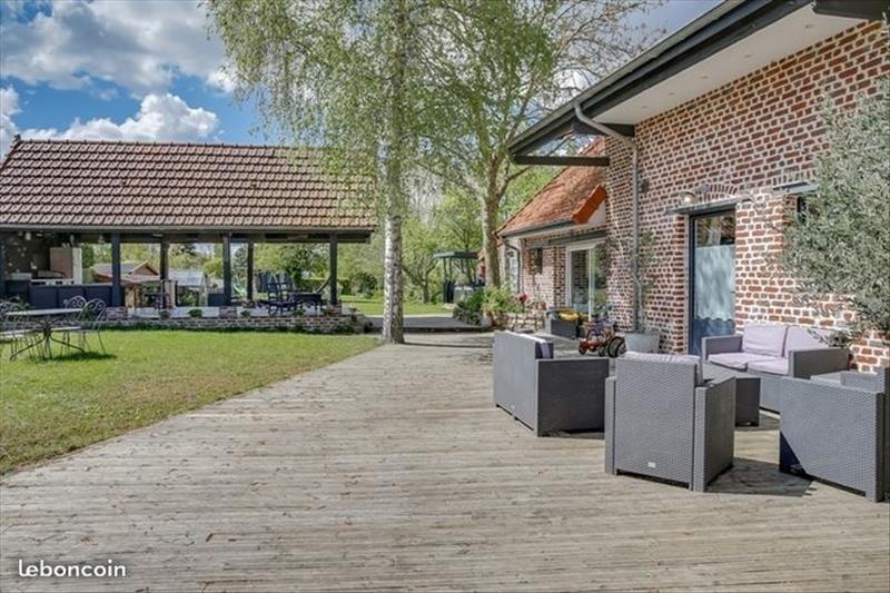 Vente maison / villa Festubert 430000€ - Photo 2