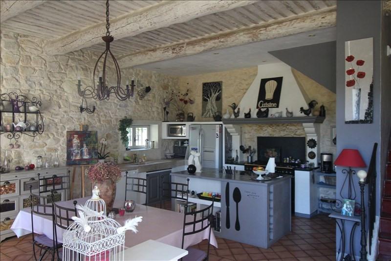 Vente de prestige maison / villa Caumont sur durance 1399000€ - Photo 8