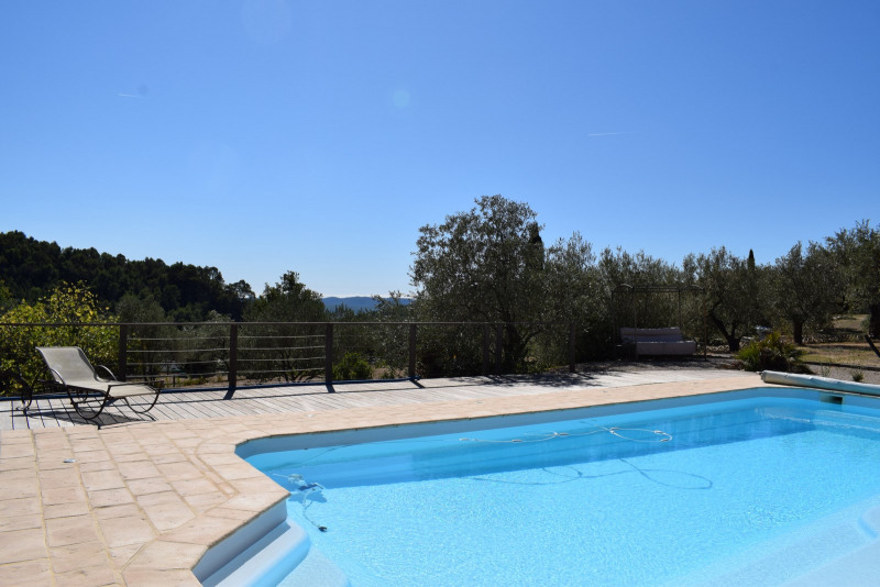 Vente de prestige maison / villa Seillans 750000€ - Photo 7
