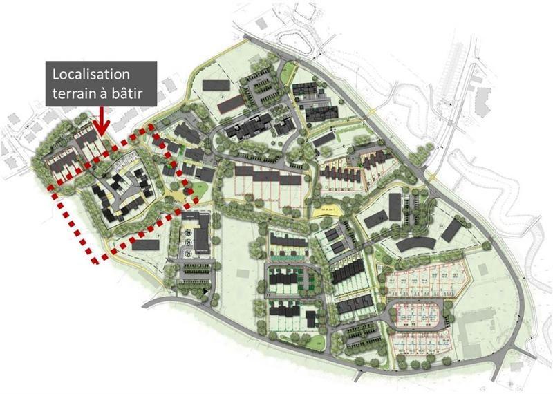 Terrain  de 241 m² La Chapelle-Thouarault par TERRITOIRES & DEVELOPPEMENT