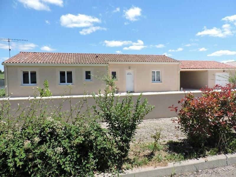 Rental house / villa La croix blanche 880€ CC - Picture 1