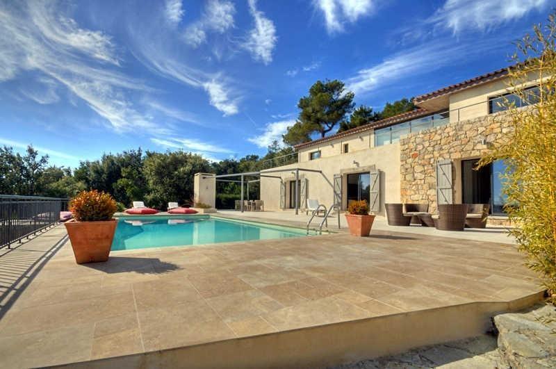 Verkauf von luxusobjekt haus Montauroux 1290000€ - Fotografie 1