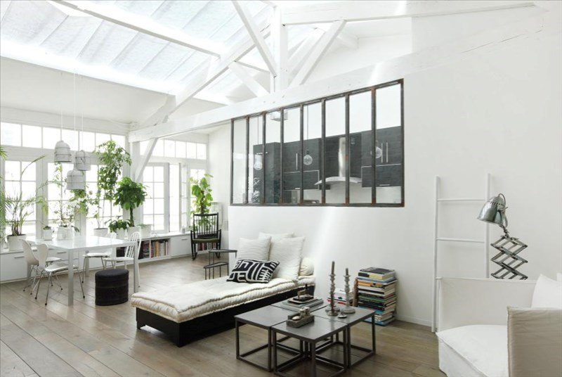 Deluxe sale loft/workshop/open plan Paris 12ème 1 040 000€ - Picture 1