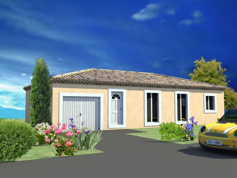 Maison  4 pièces + Terrain 350 m² Péret par Domitia Construction