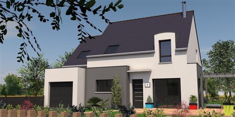 Maison  6 pièces + Terrain 756 m² Irodouër par LES MAISONS RENNAISES