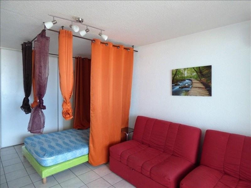 Rental apartment St gilles les bains 690€ CC - Picture 2