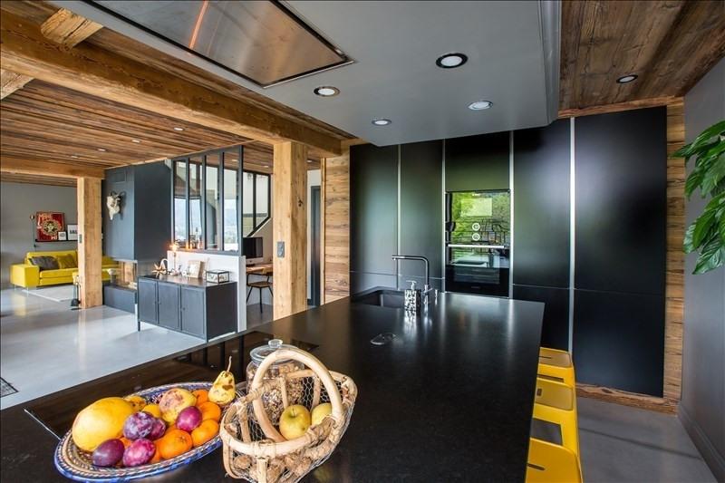 Verkoop van prestige  huis Montriond 1850000€ - Foto 2