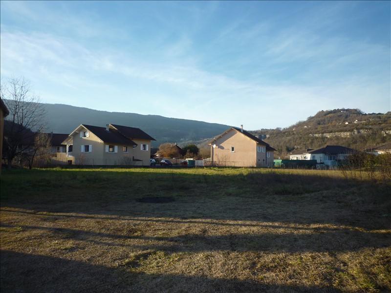 Venta  terreno Artemare 37500€ - Fotografía 1