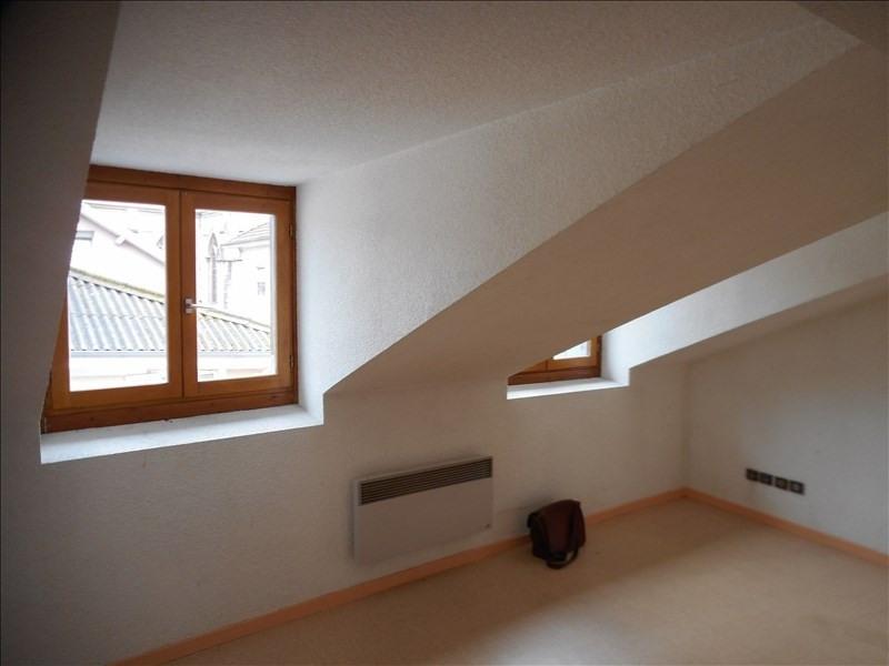 Locação apartamento Voiron 282€ CC - Fotografia 1