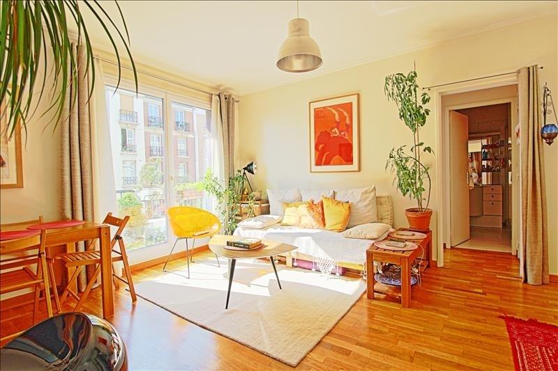 Vendita appartamento Paris 10ème 437000€ - Fotografia 1