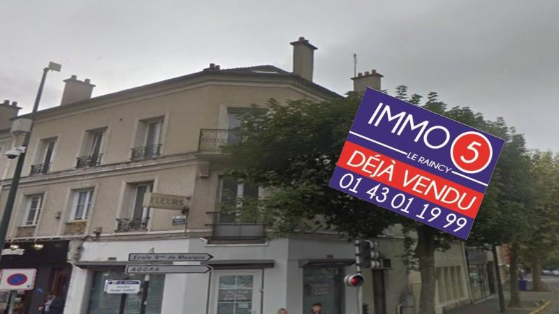 Sale apartment Le raincy 117000€ - Picture 1