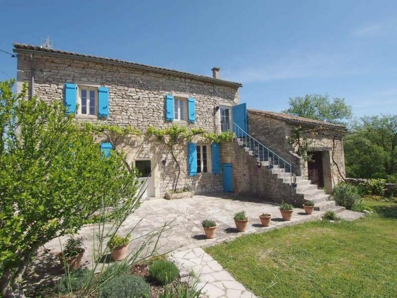Venta de prestigio  casa Barjac 446000€ - Fotografía 1