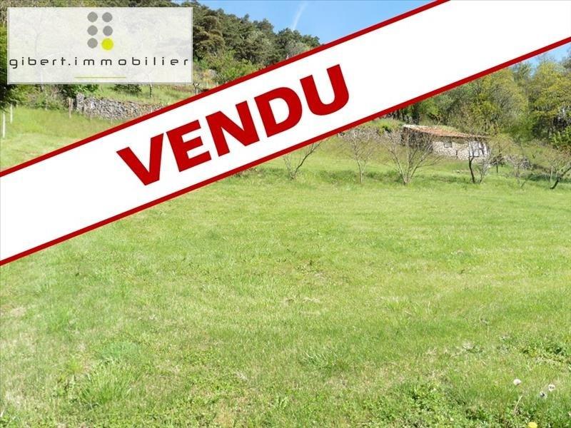 Sale site Coubon 66700€ - Picture 1