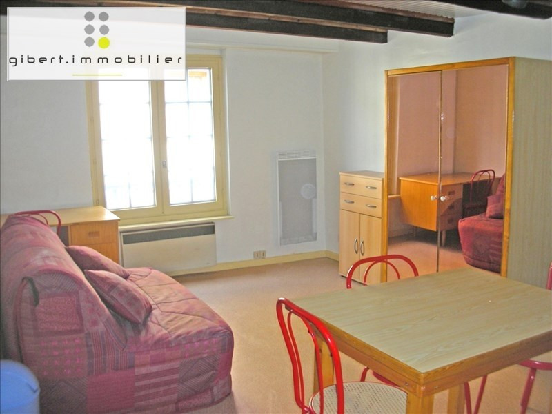 Rental apartment Le puy en velay 296,79€ CC - Picture 1
