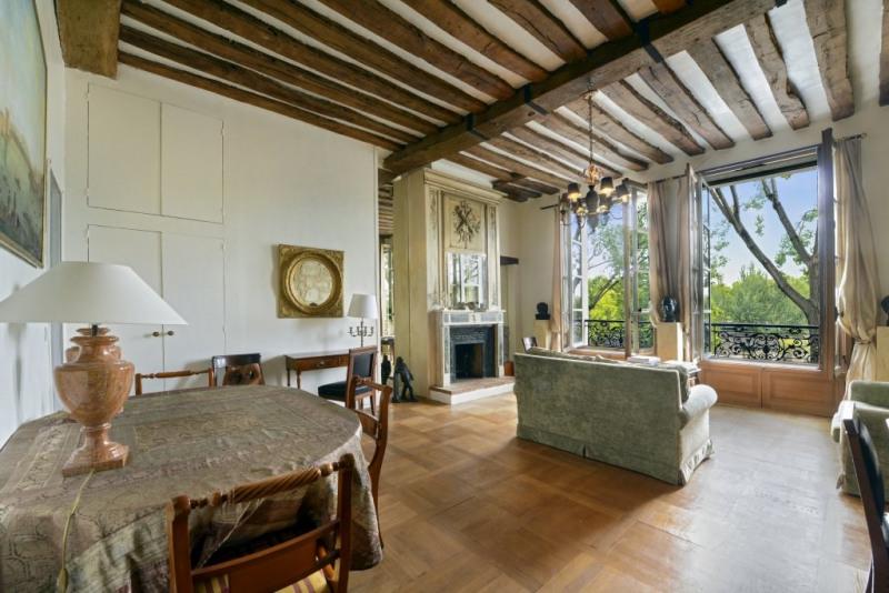 Verkauf von luxusobjekt wohnung Paris 4ème 1740000€ - Fotografie 3