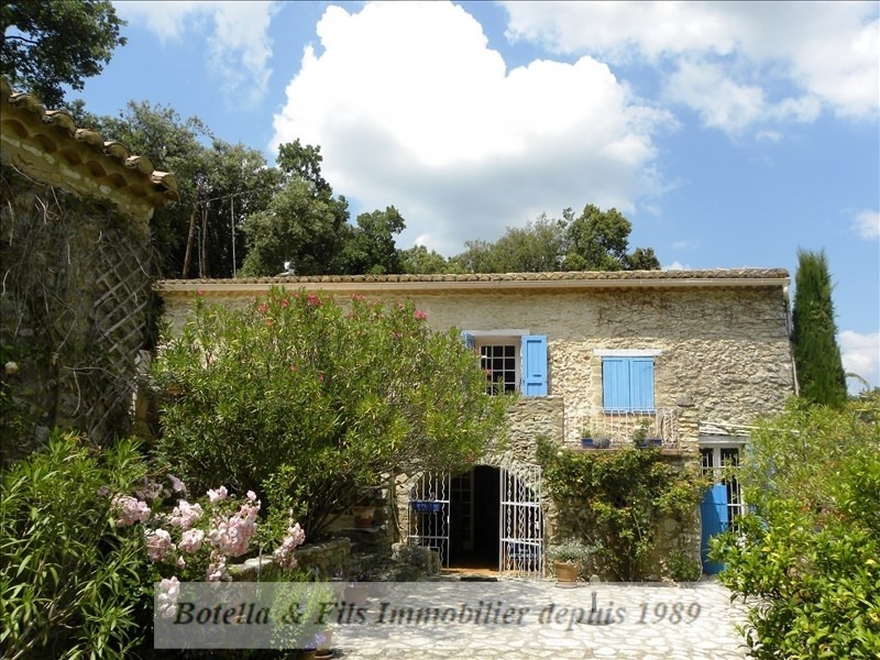 Deluxe sale house / villa Uzes 600 000€ - Picture 12