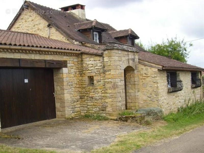 casa Campagnac les quercy 85000€ - Fotografia 2