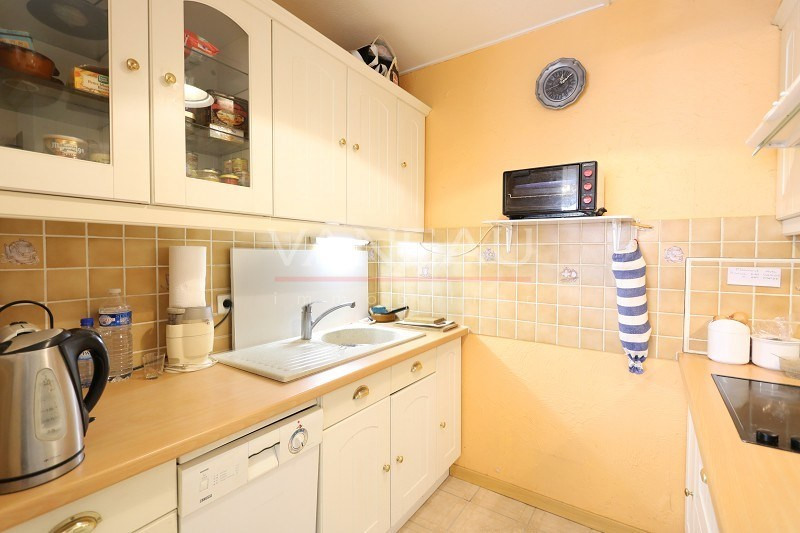 Vente de prestige appartement Juan-les-pins 220000€ - Photo 3