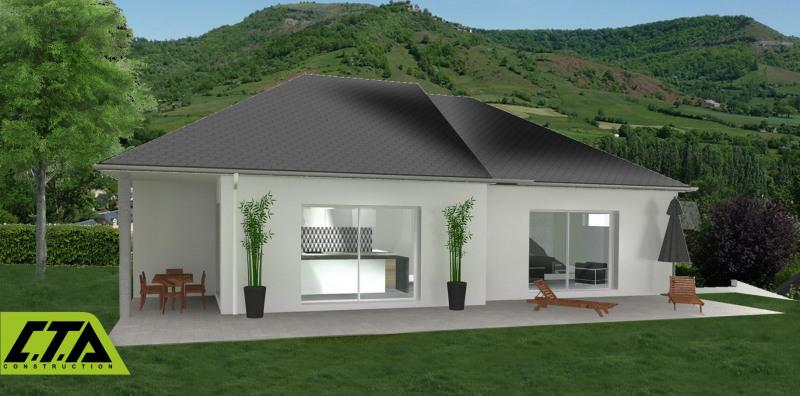 """Modèle de maison  """"Maison avec sous-sol intégral"""" à partir de 5 pièces Lot par CTA CONSTRUCTION"""