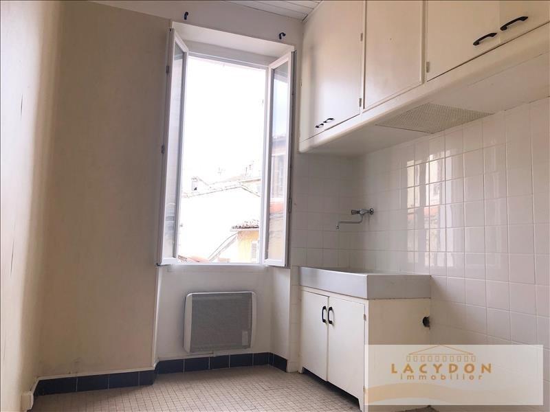 Vente appartement Marseille 4ème 63000€ - Photo 1