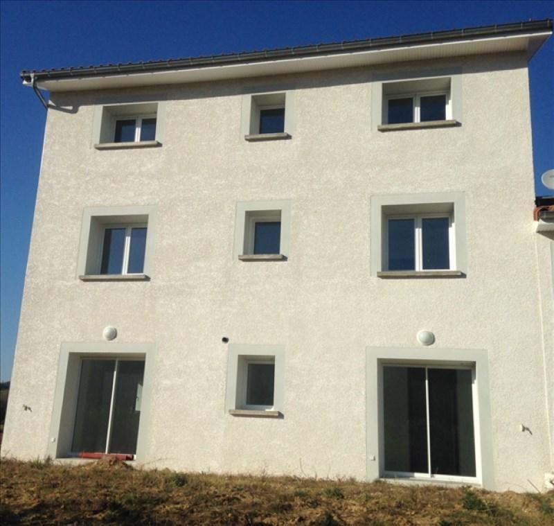 Vendita appartamento Vernioz 140000€ - Fotografia 2