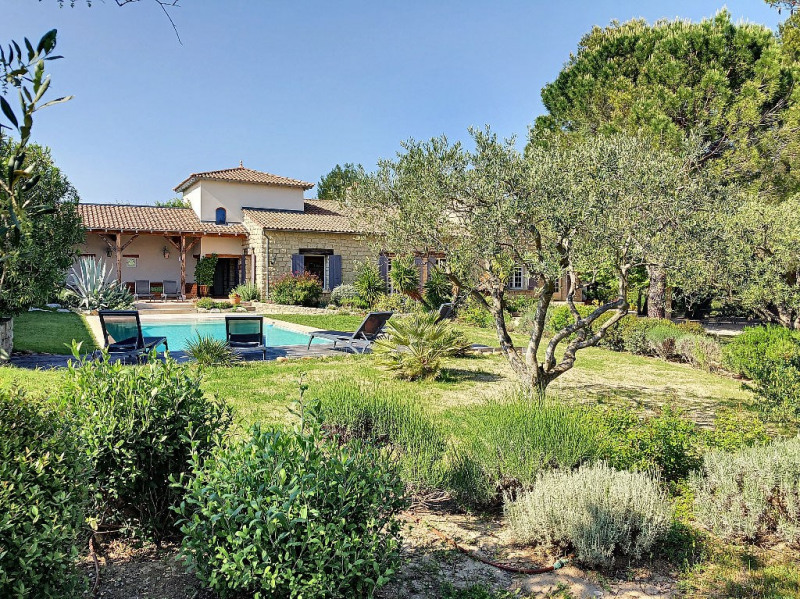 Revenda residencial de prestígio casa Villeneuve les avignon 955000€ - Fotografia 10