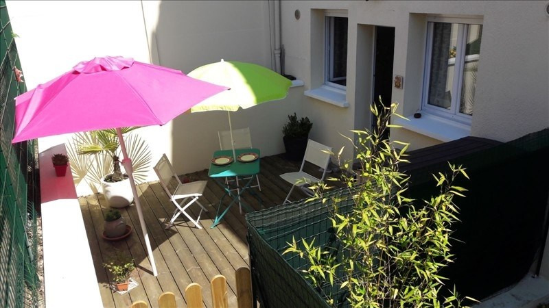 Rental apartment Conflans ste honorine 545€ CC - Picture 1