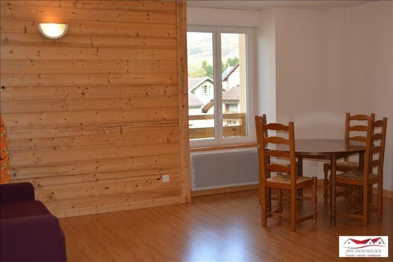 Venta  apartamento Cluses 84500€ - Fotografía 1