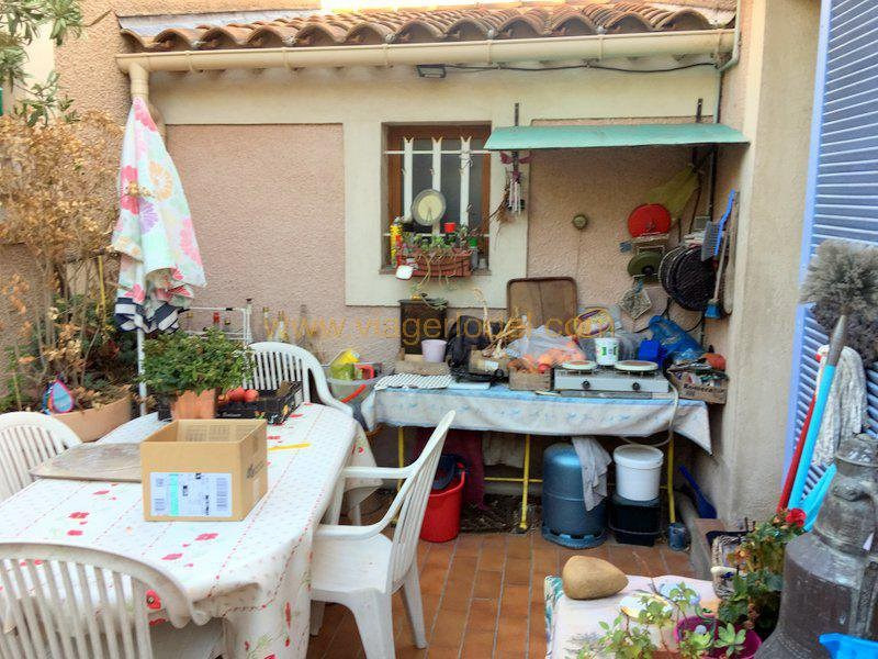 Verkauf auf rentenbasis haus La ciotat 152500€ - Fotografie 3