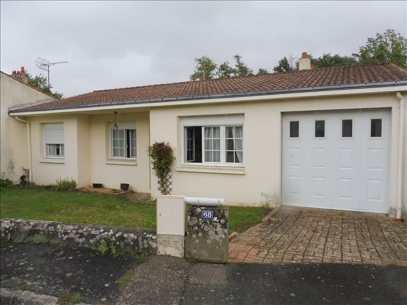 Sale house / villa La roche sur yon 143000€ - Picture 1