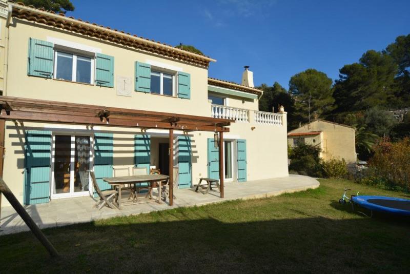 Deluxe sale house / villa Vallauris 599000€ - Picture 1