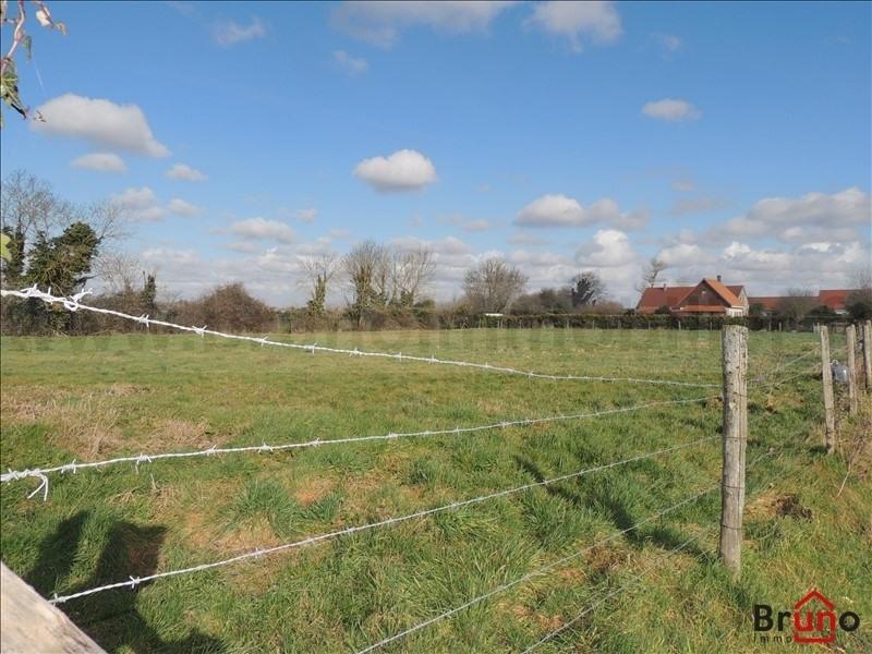 Verkauf grundstück St quentin en tourmont 87800€ - Fotografie 2