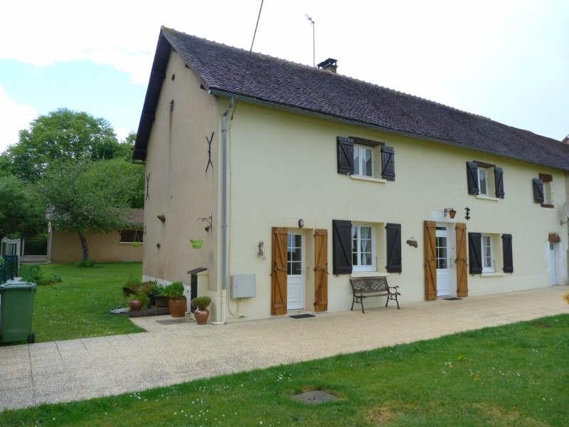 Vente maison / villa Secteur st fargeau 138300€ - Photo 1