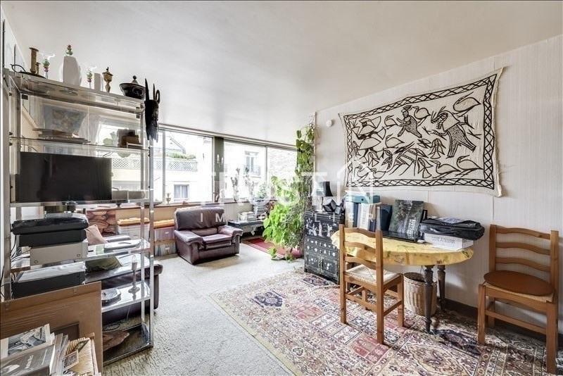 Vente appartement Paris 15ème 537000€ - Photo 1