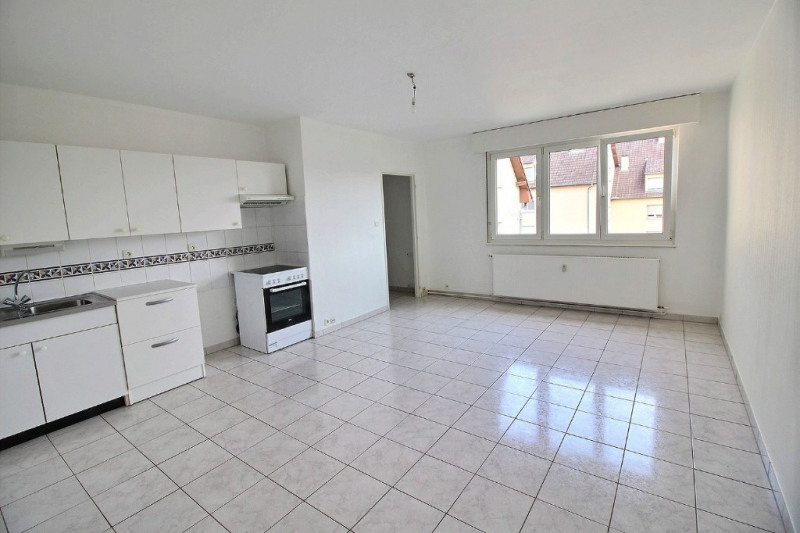 Sale apartment Strasbourg 89900€ - Picture 1