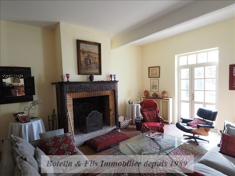 Immobile residenziali di prestigio casa Uzes 950000€ - Fotografia 6