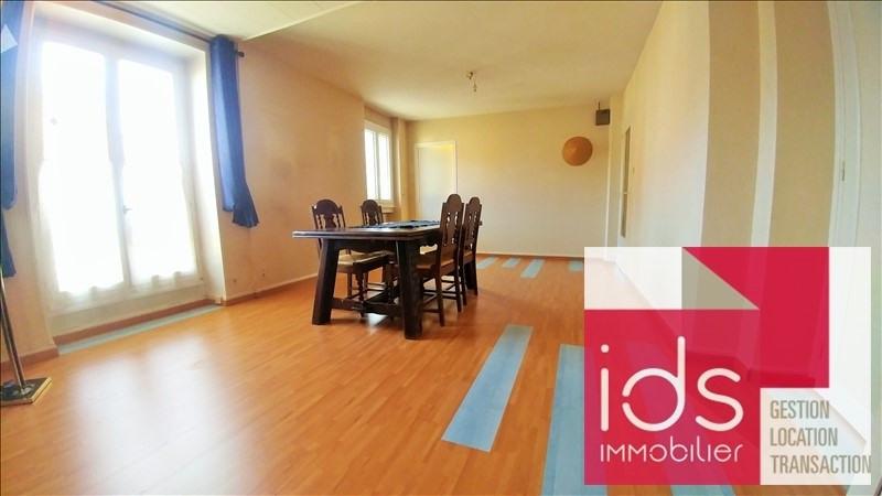 Revenda apartamento Allevard 115000€ - Fotografia 1