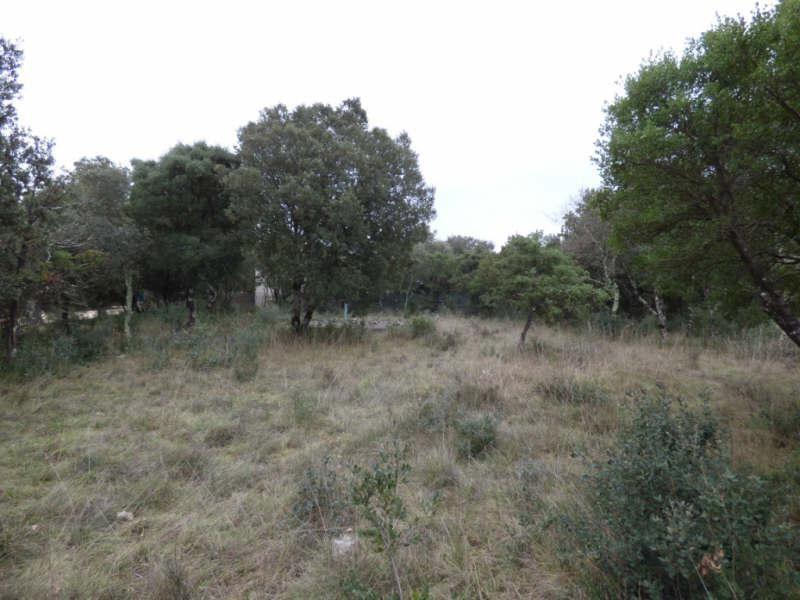 Vente terrain Mejannes le clap 50000€ - Photo 1
